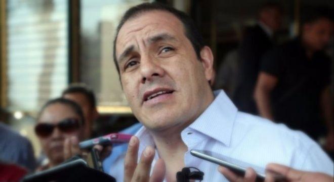 Ordenan arrestar a Cuauhtémoc Blanco por no pagar recolección de basura
