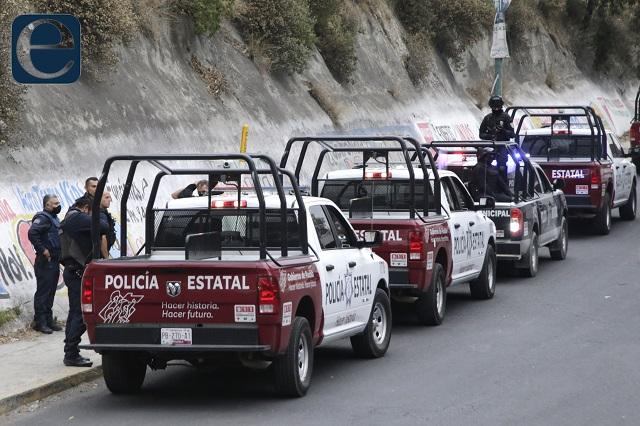 Costarán 15 mdp módulos de seguridad entre Puebla y Veracruz