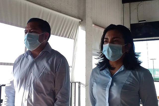 Amagan con huelga sindicalizados de Cuautlancingo por pleito con edil
