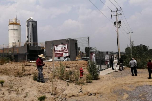 Piden a Soapap sus permisos para pozo de agua en Cuautlancingo