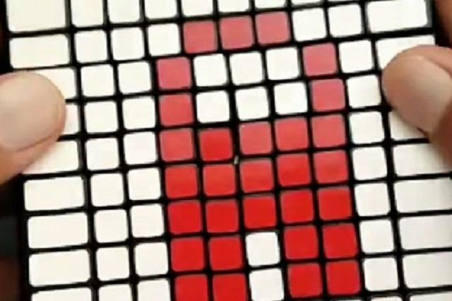 Cubo de rubik de Among Us se hace viral