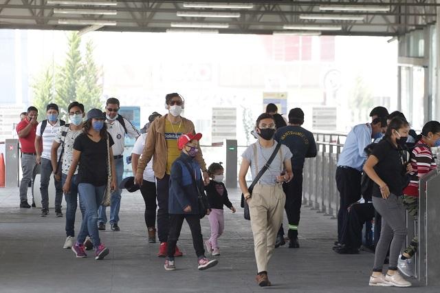 Pagaron cubrebocas a 6 mil pesos en Salud de la CDMX