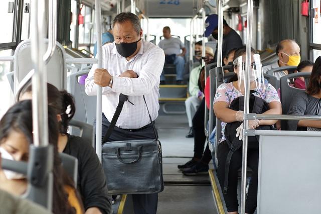 Diputados exigen insumos médicos y transporte sin sobrecupo