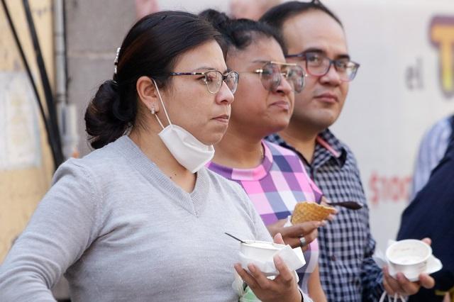 Siguen los arrestos en Atlixco por no usar cubrebocas
