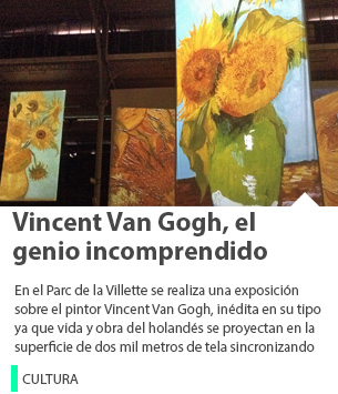 Vincent Van Gogh, el genio incomprendido