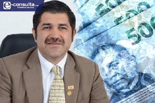 Cuentas bloqueadas de Antorcha son de diputados y gasolineros