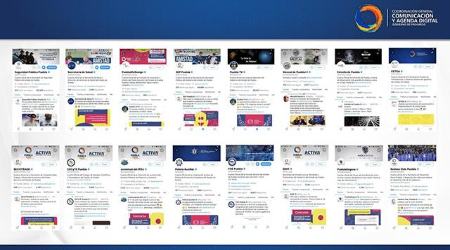 Certifica gobierno de Gali cuentas oficiales en twitter