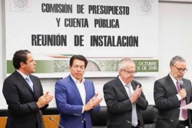 La cobija del presupuesto alcanzará para todo, dice Carlos Urzúa
