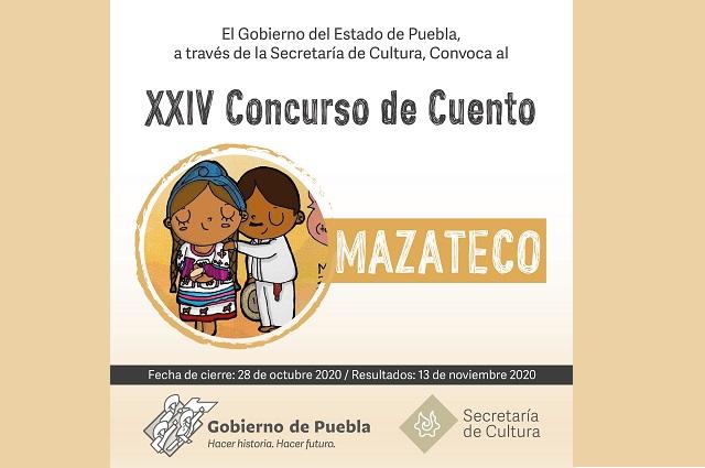 Convocan a concursos de cuentos escritos en lenguas originarias