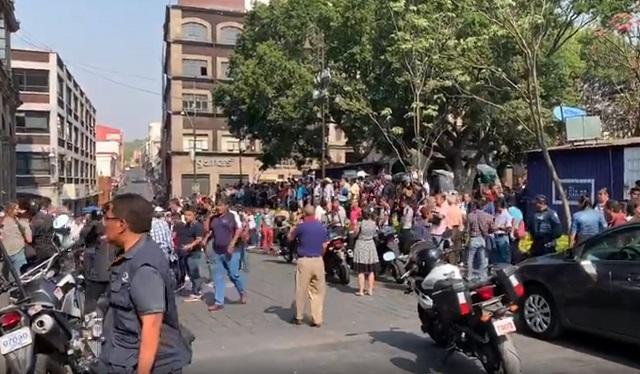 Balacera en centro de Cuernavaca deja herido a un camarógrafo