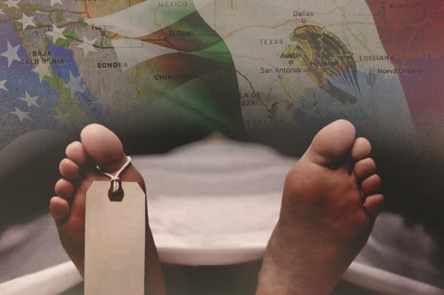 Forenses argentinos identifican a poblano muerto en Arizona