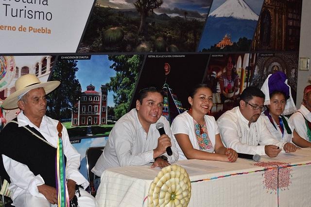 Esperan a 30 mil visitantes en la Feria del Café y el Huipil en Cuetzalan