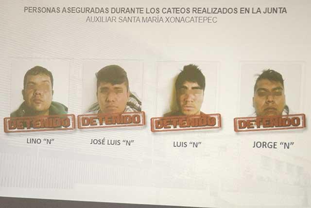 Los Cuijes acusan violación a sus procesos y buscan quedar libres