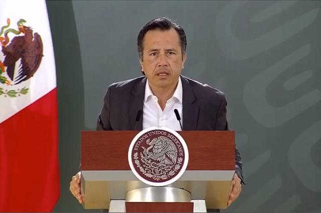 Golpistas, quienes se agrupan contra gobierno federal: Cuitláhuac
