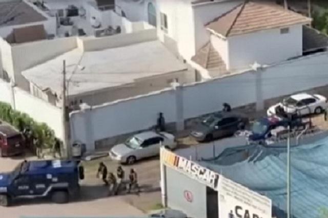 Gobierno intentará capturar a Ovidio Guzmán, hijo de El Chapo