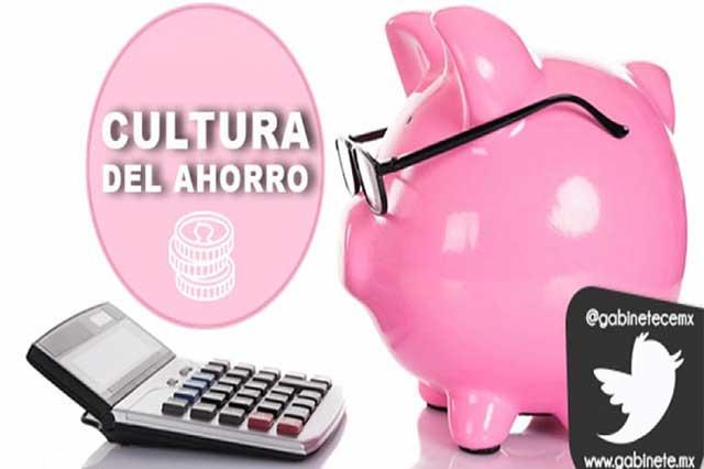 Los mexicanos no son gente con cultura del ahorro