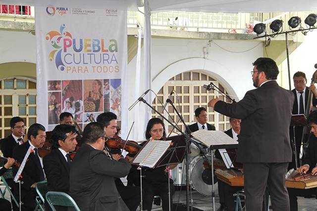Con Cultura para todos, San Andrés Cholula espera a 18 mil visitantes