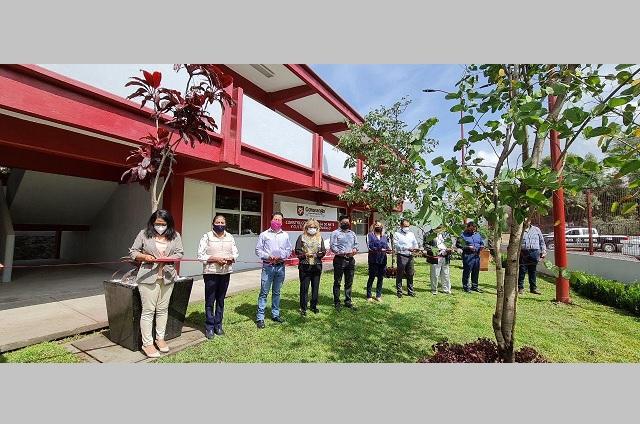 Inauguran ampliación de la Casa de Arte y Cultura de Coronango