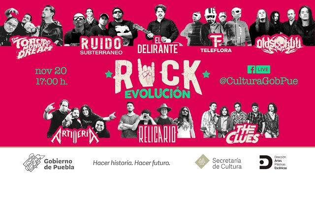Conmemora Secretaría de Cultura aniversario de la Revolución Mexicana
