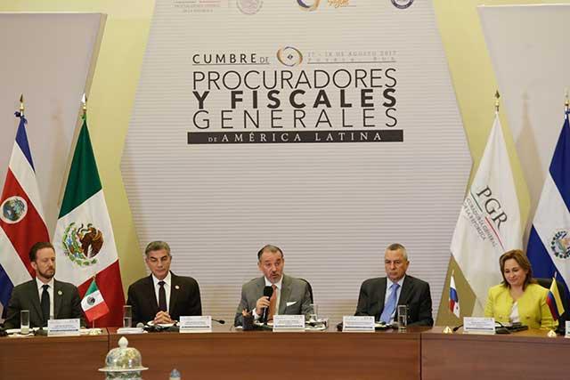 PGR asegura que habrá castigo para implicados en caso Odebrecht