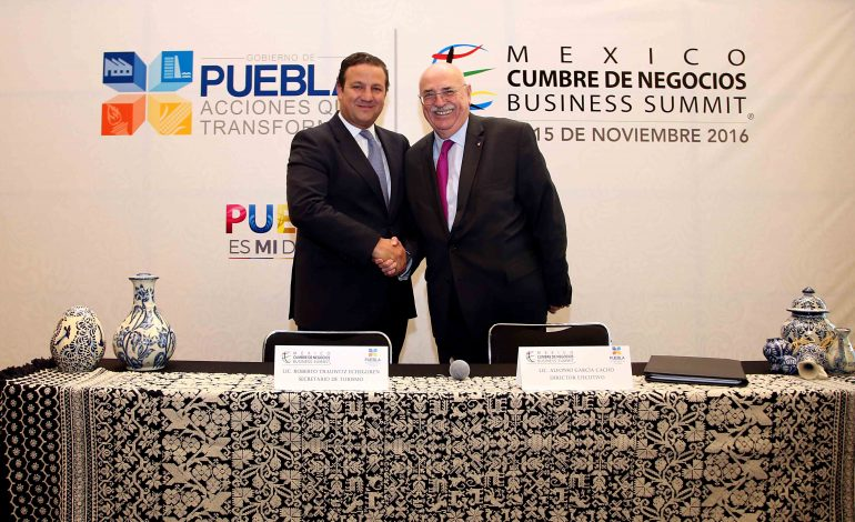 Resultado de imagen para México Cumbre de Negocios 2016