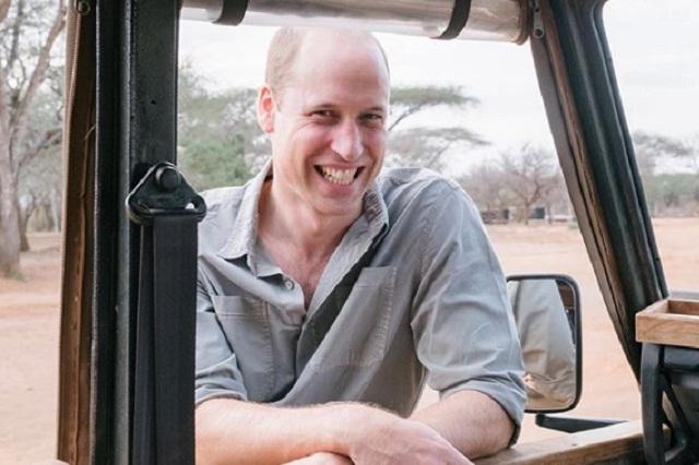 El príncipe William cumple 37 años hoy 21 de junio