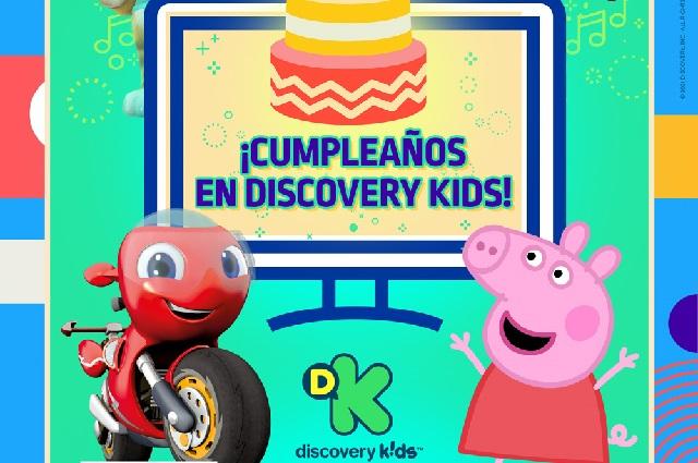 Celebra tu cumpleaños con ayuda de Peppa Pig y Mini Beat Power Rockers