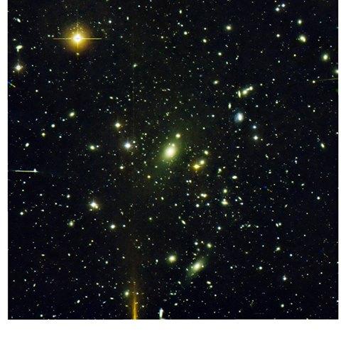 Astrónomos descubren agujero negro en el Universo cercano