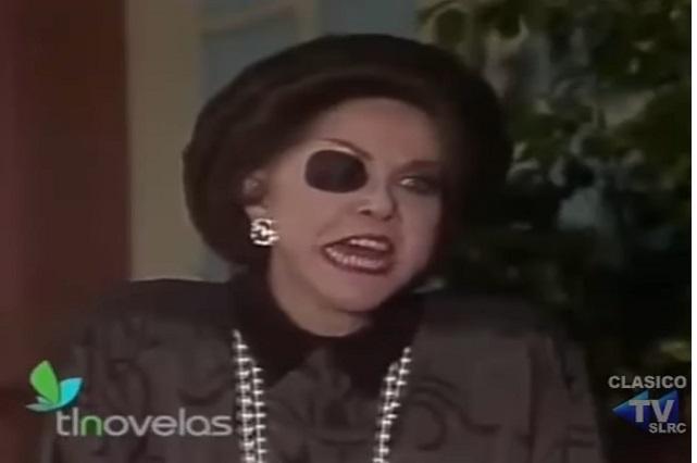 ¿Regresa Catalina Creel? Esta actriz podría usar su parche