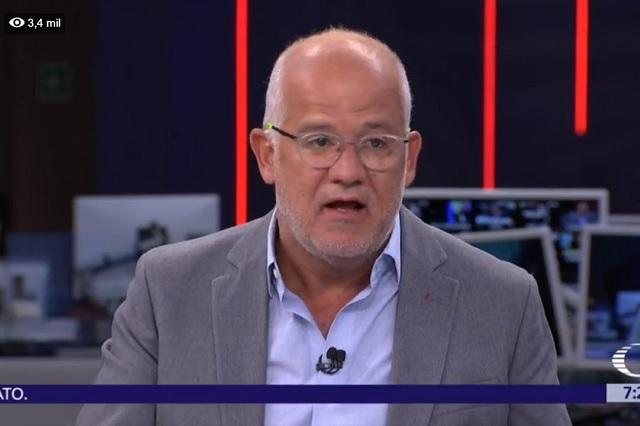 'AMLO quiere contraer Covid-19 para victimizarse', asegura cuñado de Calderón