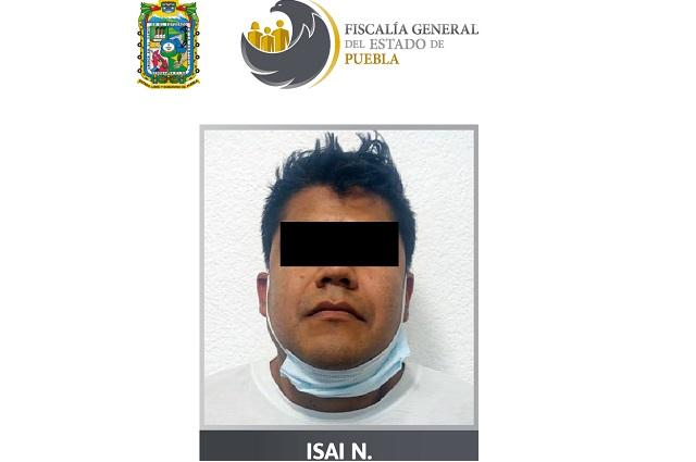 Va preso por violar a su ex cuñada, menor de edad, en Puebla