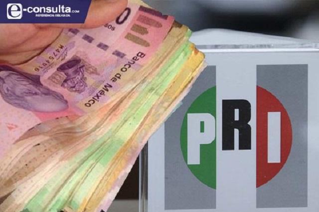 PRI pasará la charola a sus candidatos en Puebla