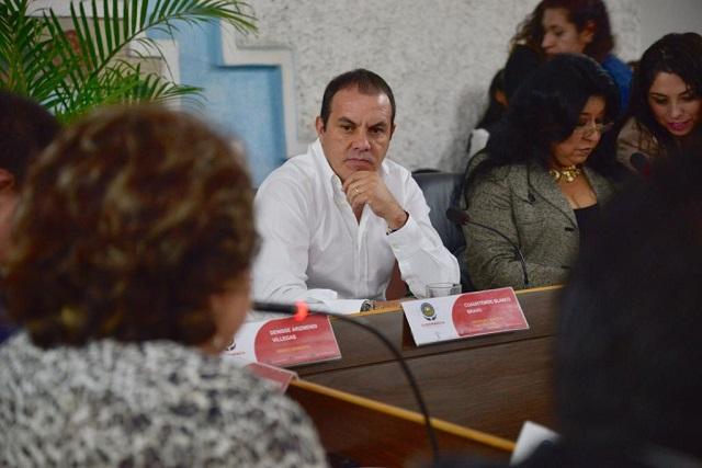 Ex árbitro defiende el nombramiento que le dio El Cuau en Morelos