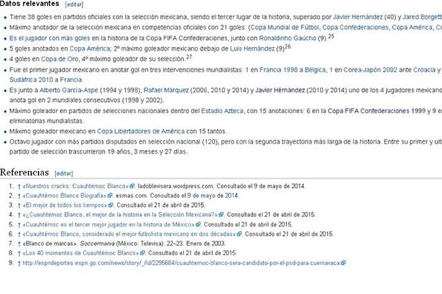 Con currículum de Wikipedia, El Cuau ganó alcaldía de Cuernavaca