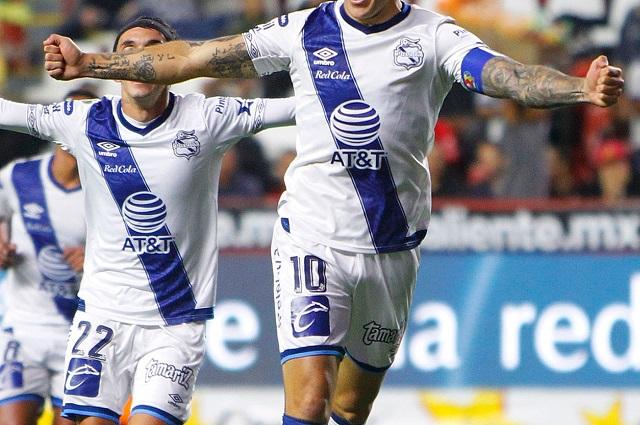 ¿Quiénes son los 5 máximos goleadores en la historia del Puebla FC en sus 76 años?