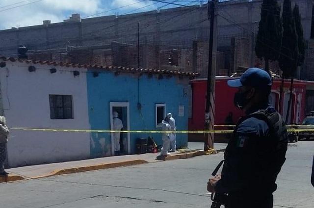 Amarran y asesinan a mujer cura huesos en Chignahuapan