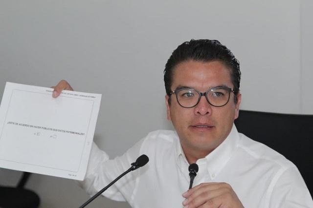 Islas se dice víctima de golpeteo y defiende patrimonio de 54.4 mdp