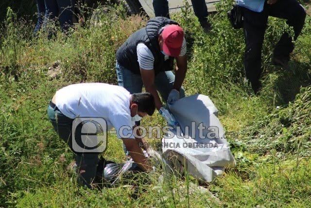 Torturan y matan a joven en Acatzingo; dejan advertencia