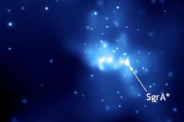 Prevén observar un agujero negro más con GTM poblano