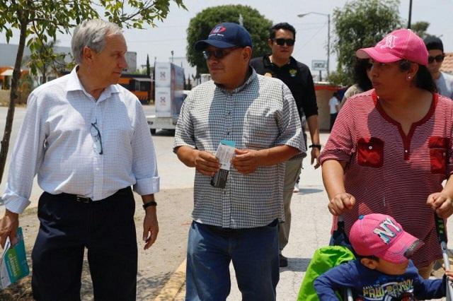 Ganaré elección pese a reparto de programas sociales: Cárdenas