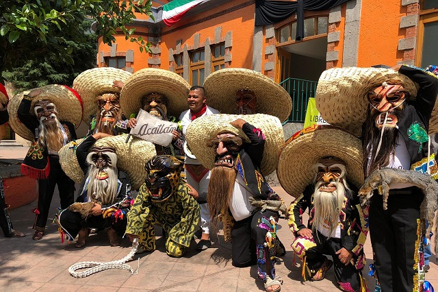 Promueve Velázquez Festival Atlixcayotl en la CDMX