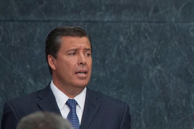 Gobernador de Guanajuato apoya a Eduardo Rivera y pide unidad panista