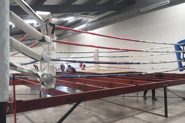 Reabren polideportivo de Moreno Valle tras restauración por lluvias