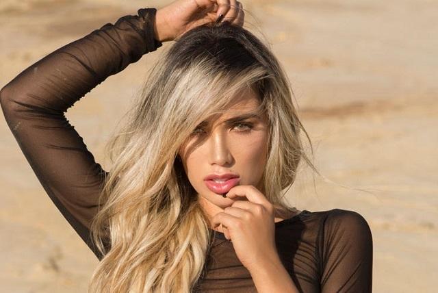 6 fotos de la modelo Daniela Gutiérrez sin sostén y muy sexy