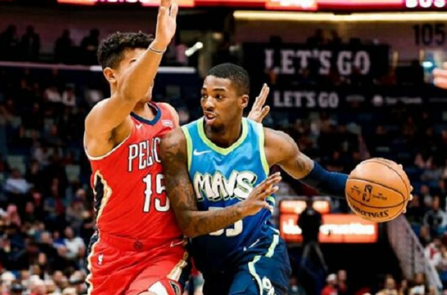 Dallas Mavericks vencen a domicilio a New Orleans Pelicans