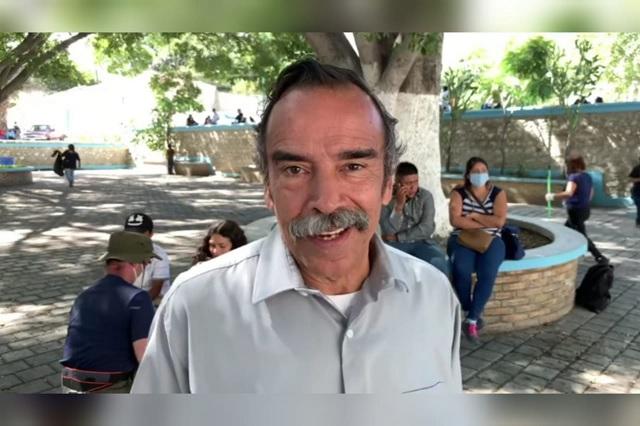 Damián Alcázar vuelve a grabar El Asesino del Olvido en Tehuacán