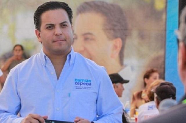 Se va Ricardo Anaya y Damián Zepeda asume la presidencia del PAN