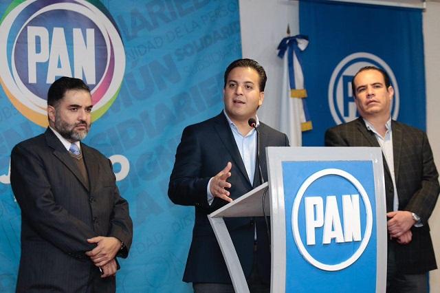 El PAN lanza convocatoria para renovar a su dirigencia