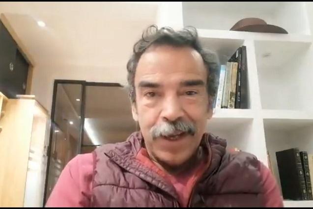 Damián Alcázar pide que sean enjuiciados expresidentes