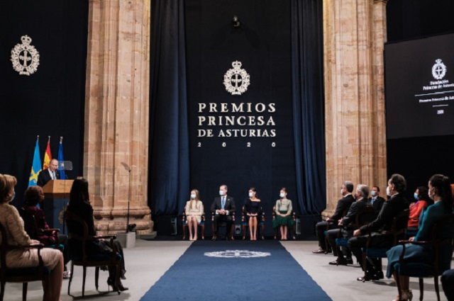 Creadores de la vacuna contra el Covid ganan el Príncipe de Asturias